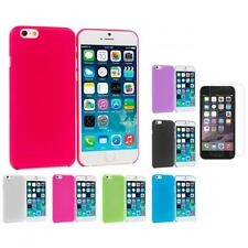 For Apple iPhone 6 (4.7) Ultra Thin Cover Case+Clear Screen Protector Film
