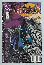 Batman lot/3 440 441 442 1989 Perez Wolfman A Lonely Place of Dying Tim Drake NM