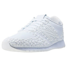 New Balance Wl420 Womens Trainers White White New Shoes