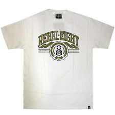 Rebel8 U Of 8 Men's T-shirt White