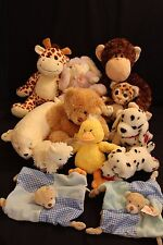 KEEL VARIOUS SOFT PLUSH TOYS AND COMFORTERS  MULTI LISTING - YOU CHOOSE