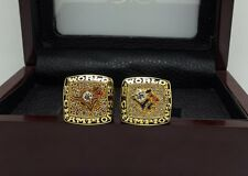 A Set 1992 1993 Toronto Blue Jays World Series Championship Rings Collect Fans
