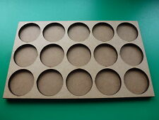 Open Order Movement Tray (25mm round bases)