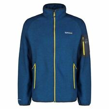 Regatta Farway Hybrid jacket Mens Blue Jackets Coats Outerwear