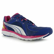 Puma FAAS 600S Running Shoes Trainers Womens Blue/Purple Jogging Sneakers
