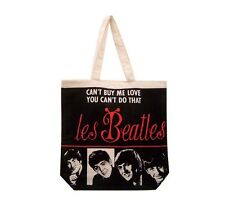 Official Licensed Beatles Canvas Shopper Bag BRAND NEW Tags by Disaster Designs