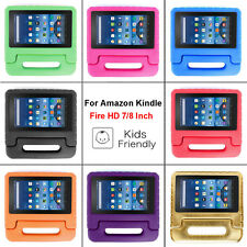 Kids Shock Proof EVA Handle Case Cover Shell for Amazon Kindle Fire HD 7 8 Inch