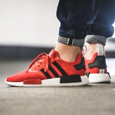 Adidas NMD R1 Red Black Mens Sneaker Size 6 7 8 9 10 11 12 I Boost NEW Ultra