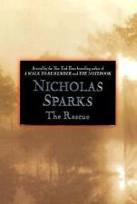 The Rescue by Nicholas Sparks (2000, Hardcover), 1st/1st