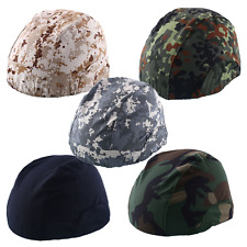 Airsoft Military Tactical ACU Camo Fast Helmet Cover 5Color For M88 PASGT