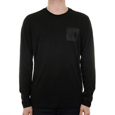 The North Face L/S Fine Tee - TNF Black