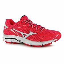 Mizuno Wave Ultima 7 Running Shoes Womens Pink/Wht Trainers Sneakers Sports Shoe