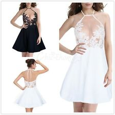 Sexy-Womens-Sleeveless-Backless-Elegant-Evening-Party-Cocktail-Club-Mini-Dress