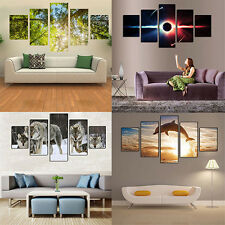 CANVAS MODERN HOME WALL DECOR ART OIL PAINTING PICTURE PRINT NO FRAME VERSATILE