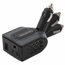 CyberPower CPS100BU 100 Watt Swivel Head Mobile Power Inverter with USB Charging