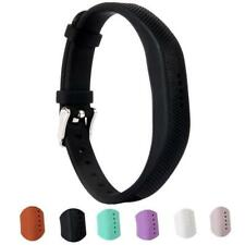 Silicone Replacement Wrist Band + Metal Buckle For Fitbit Flex 2 Bracelet