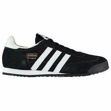 adidas Mens Gents Dragon Trainers Laces Fastened Shoes Footwear