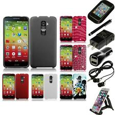 For LG G2 Mini D620 Rubberized Matte Snap-On Hard Case Phone Cover Accessories
