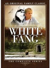 White Fang  ~ Complete Series ~ 2 Disc DVD ~An Original Family Classic 2006