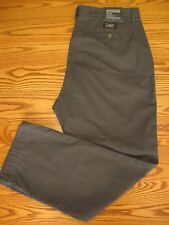 New Banana Republic Emerson Chino Vintage Straight Pants Gray Men's 38x32 $70