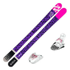 Volkl PYRA Junior Skis w/ Marker 4.5 Binding NEW 115458K