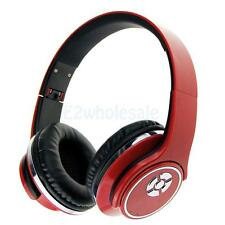 Bluetooth Headphones Noise Cancelling Deep Bass Stereo Remote Mic Headset