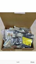 Box Full Mixed  Job Lot Of Electronic Components, Ic's, Capacitors , Chips Etc