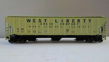 ATHEARN HO SCALE WESTERN LIBERTY HOPPER CAR