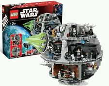 New LEGO Star Wars Death Star Set 10188 – Retired Sealed in shipping box