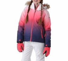 Roxy American Pie Faux Fur Girls Snowboard Jacket - Brand New with Tags!!!