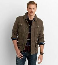 AEO American Eagle Men's Surplus Military Jacket Olive Green XS-3XL NWT