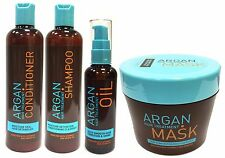 Argan Hair Treatment Shampoo, Conditioner, Mask, Treatment Oil All Types