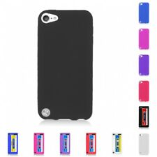 For Apple iPod Touch 5th Gen Case Silicon Gel Rubber Soft Flexible Phone Cover