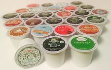 10 Keurig K-cups choose your flavor - Variety of 130 FLAVORS to Choose from KCUP