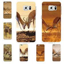 Fashion Deer Protective Case Cover for iPhone7 Samsung Galaxy S7 Edge Mirable
