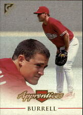 1999 Topps Gallery #141 Pat Burrell APP RC