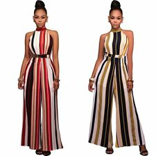 Women Clubwear Summer Playsuit Bodycon Party Jumpsuit&Romper Trousers Pants