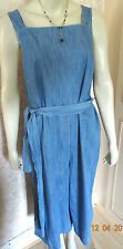 MARKS & SPENCER DENHIM PLAYSUIT,   SIZE 18 & 20 IN STOCK RRP £39.5