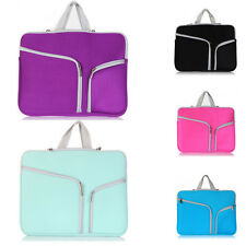 Neoprene Sleeve Case Bag Pouch for MacBook Pro Retina & Air 11 13 15 inch Laptop