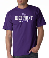High Point Panthers Campus Logo T-shirt