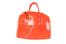 Furla New Red Candy Bauletto Satchel  OSFA $248