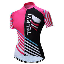 Summer Women Cycling Jersey Bike Shirts Cycling Clothing Mountain Cycling Wear
