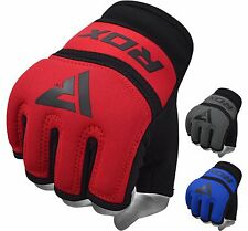RDX MMA Grappling Gloves Boxing Muay Thai UFC Punching Cage Fighting Sparring