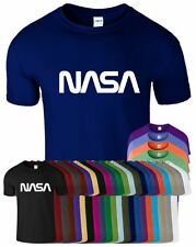 Nasa T Shirt New Awesome Design Mens Space Retro Astronaut Tee