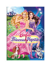 Barbie The Princess The Popstar DVD (2012) NEW IN PACKAGE (NIP)