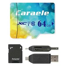 High Speed Class 10 Micro SD TF Flash Memory Card with USB Card Read & Adapter