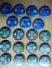 ALL 2016 / 2017 EUROPA LEAGUE Qualifying round match badges
