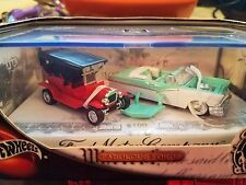 Hot Wheels #57258 Fabulous  Fords Collection