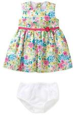 0-3 3-6 6-9 months Baby Girl White Special Occassion Wedding Spring Summer Dress