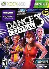 Dance Central 3 (Microsoft Xbox 360) BRAND NEW & FACTORY SEALED!!!